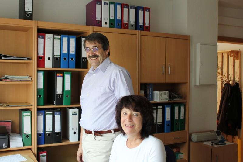 Irena und Peter Wild